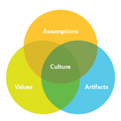 Theoretical Framework of Culture by Edger Schein